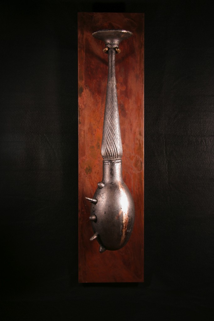 Mace Iron and Steel ~27 x 6 x 7 inches 2010