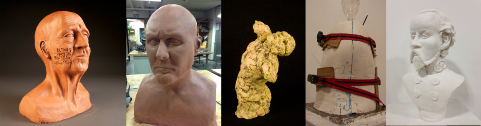 Sculpting the Human Head/Body