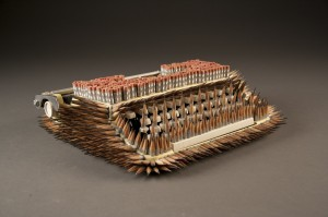 Lauren Bader Type writer Pencils 2010
